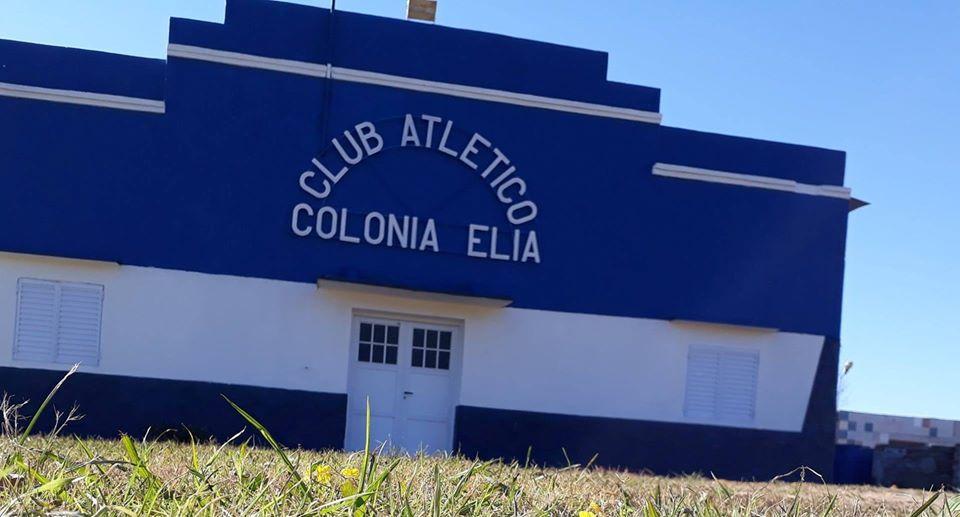 ANIVERSARIO N°93 CLUB ATLÉTICO COLONIA ELIA-.