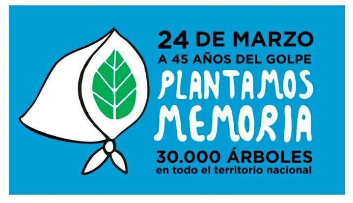 DIA NACIONAL DE LA MEMORIA POR LA VERDAD Y LA JUSTICIA- 24 DE MARZO DE 2021