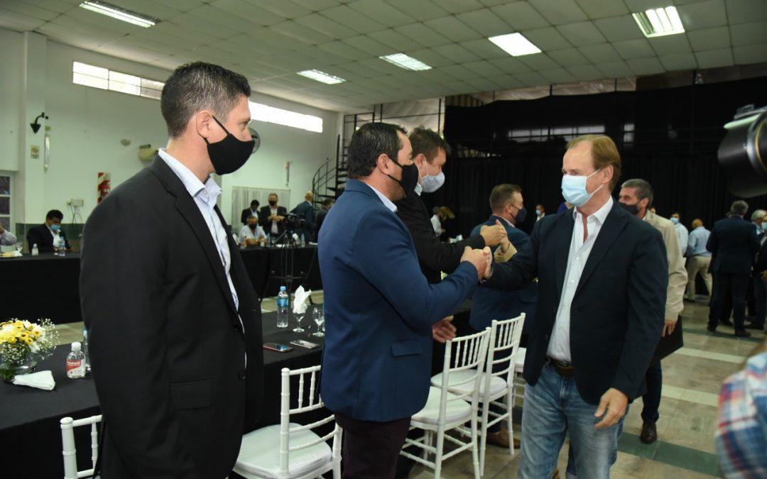REUNION DE LIGA DE INTENDENTES JUSTICIALISTAS.