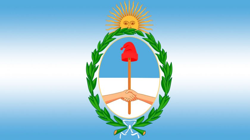 DIA DEL ESCUDO NACIONAL ARGENTINO